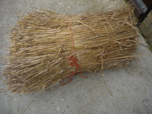 Combed Wheat Reed Thatching
