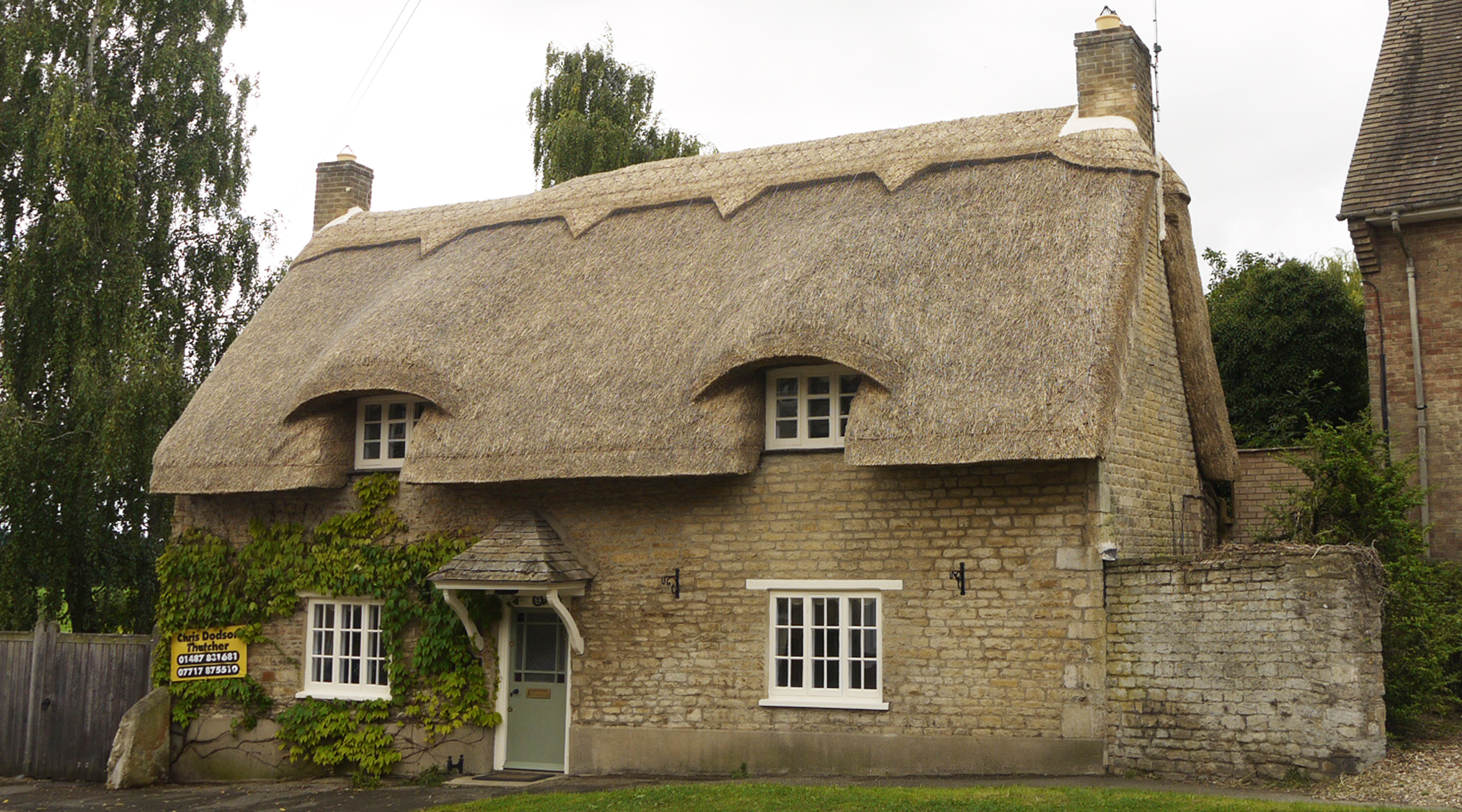 Long straw Re-Thatch